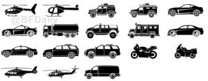 Vehichles.