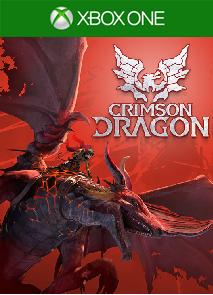 CrimsonDragon_Boxart