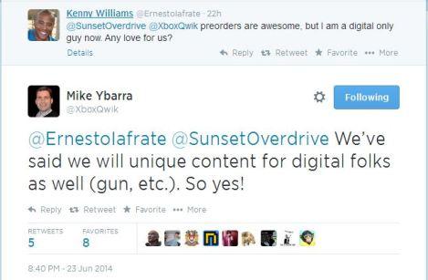 SunsetOverdrive-Tweet